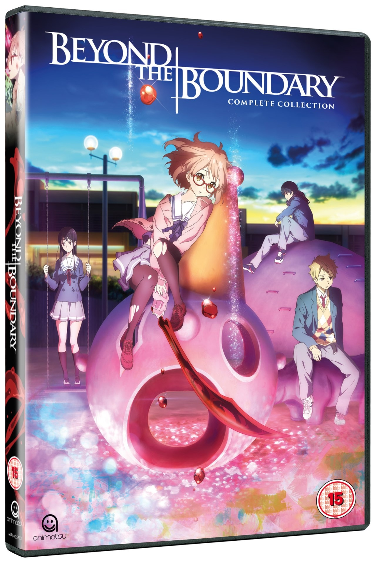 Beyond the Boundary: Complete Season Collection - 1