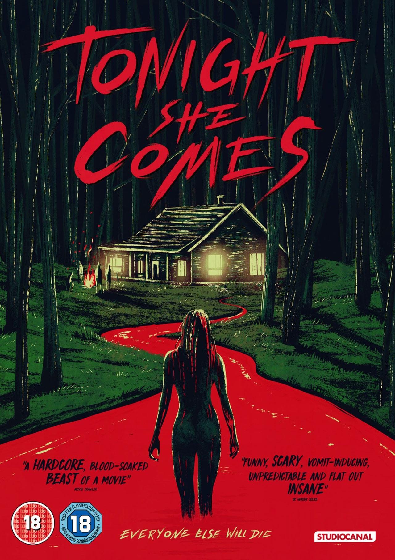 Tonight She Comes - 1