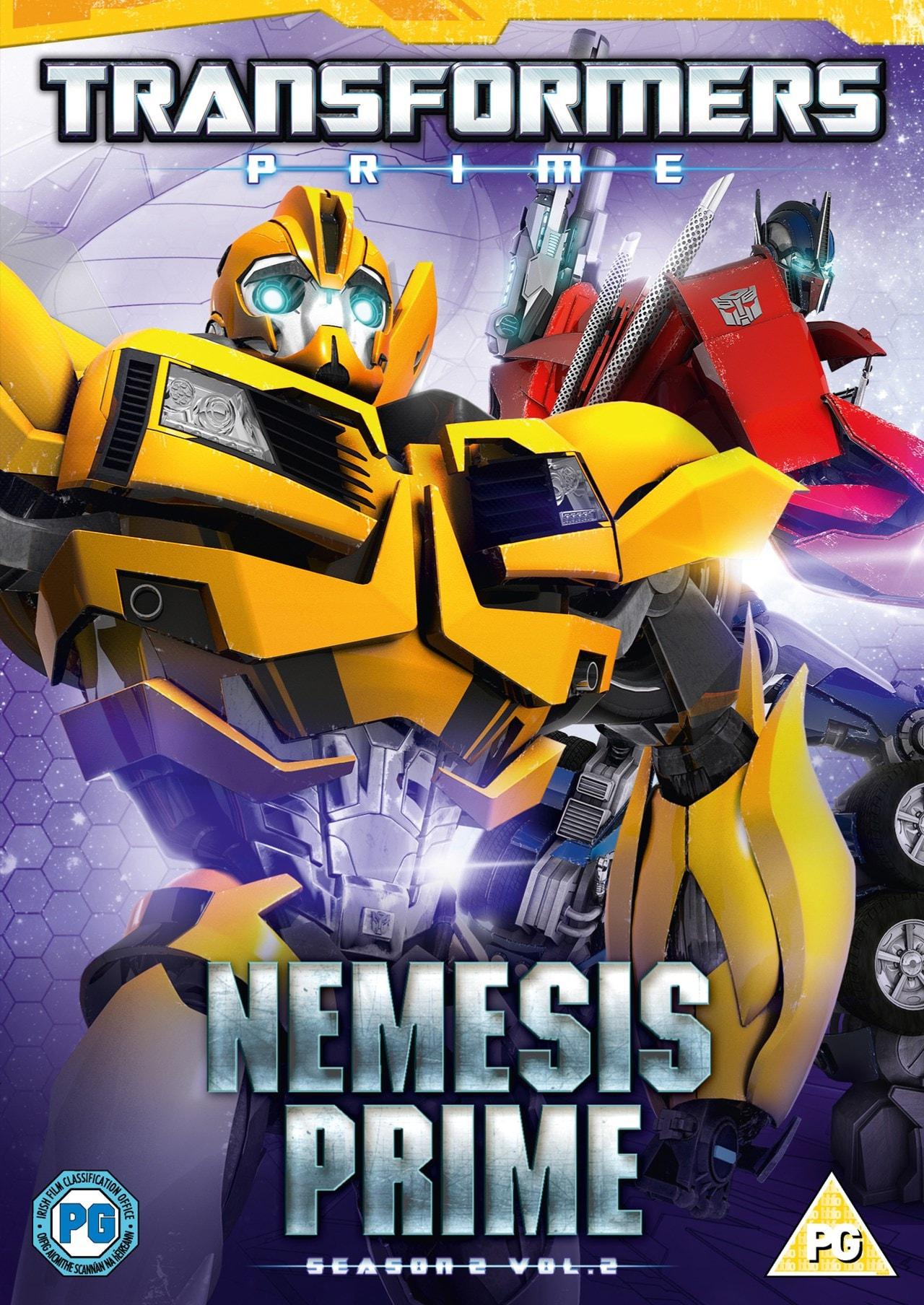 Transformers - Prime: Season Two - Nemesis Prime - 1
