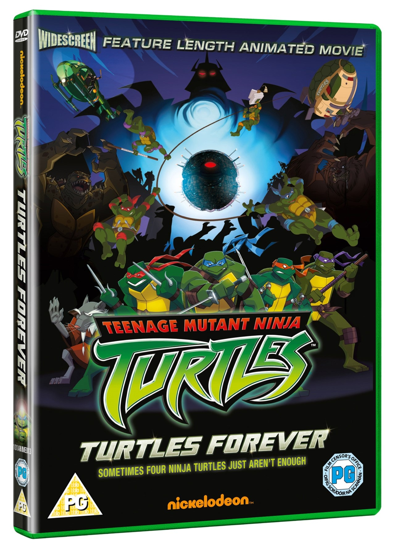 Teenage Mutant Ninja Turtles: Turtles Forever - 2