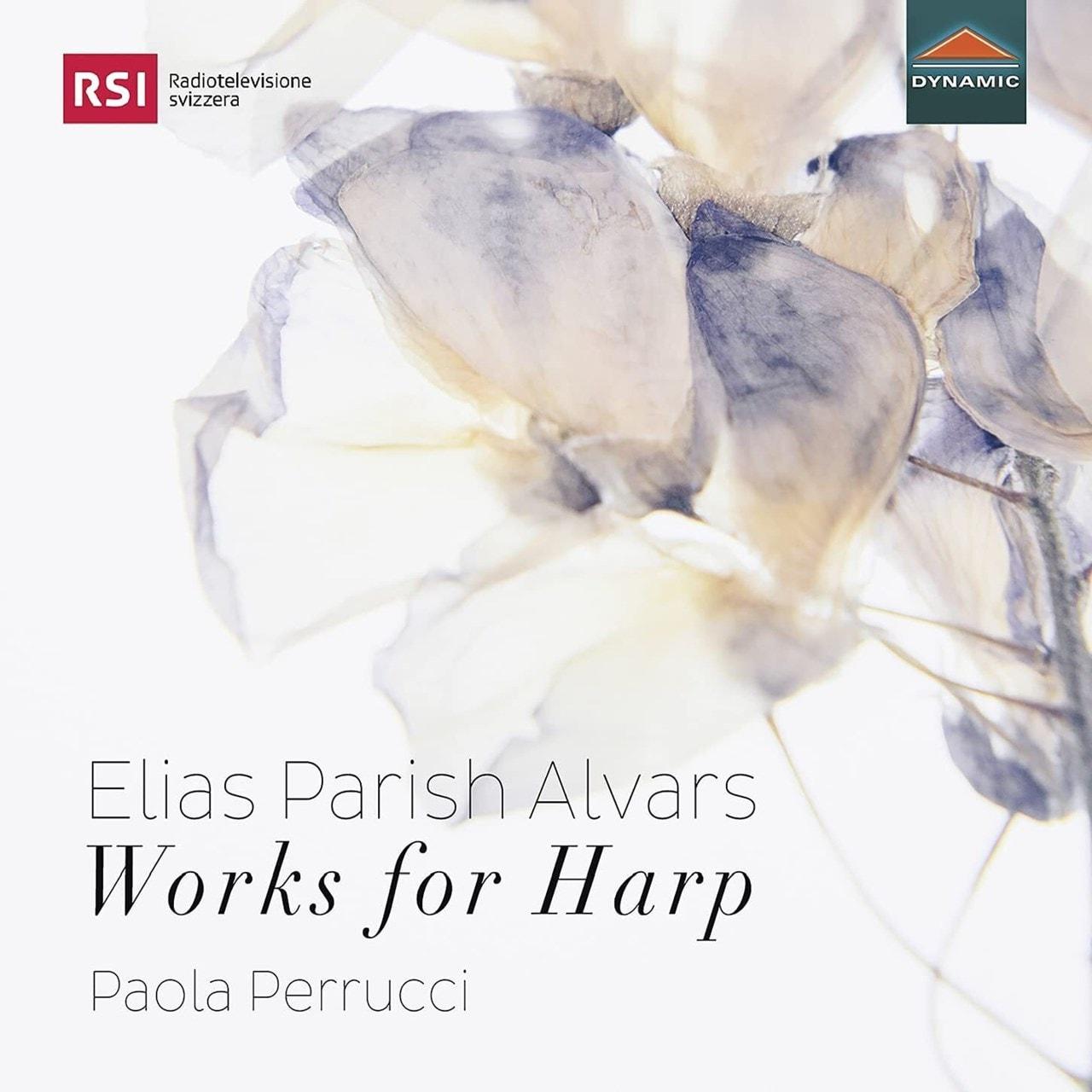Elias Parish Alvars: Works for Harp - 1