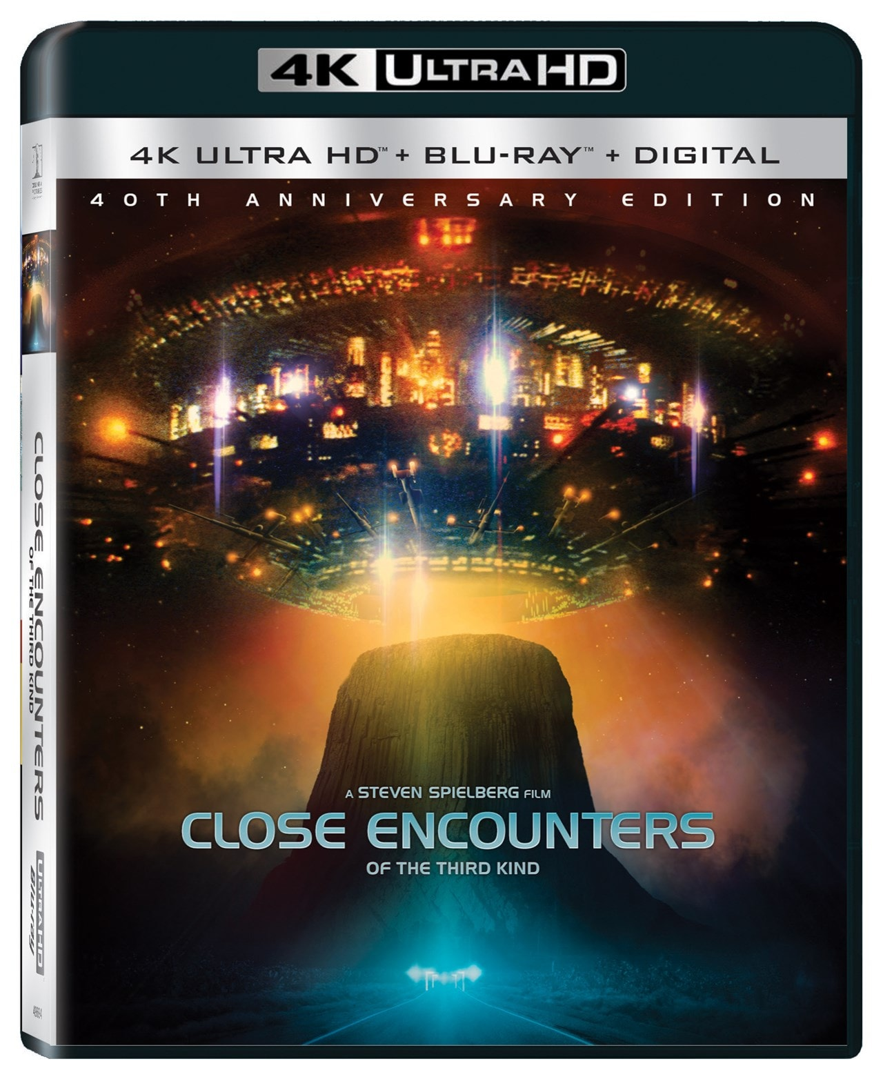Close Encounters of the Third Kind - 4