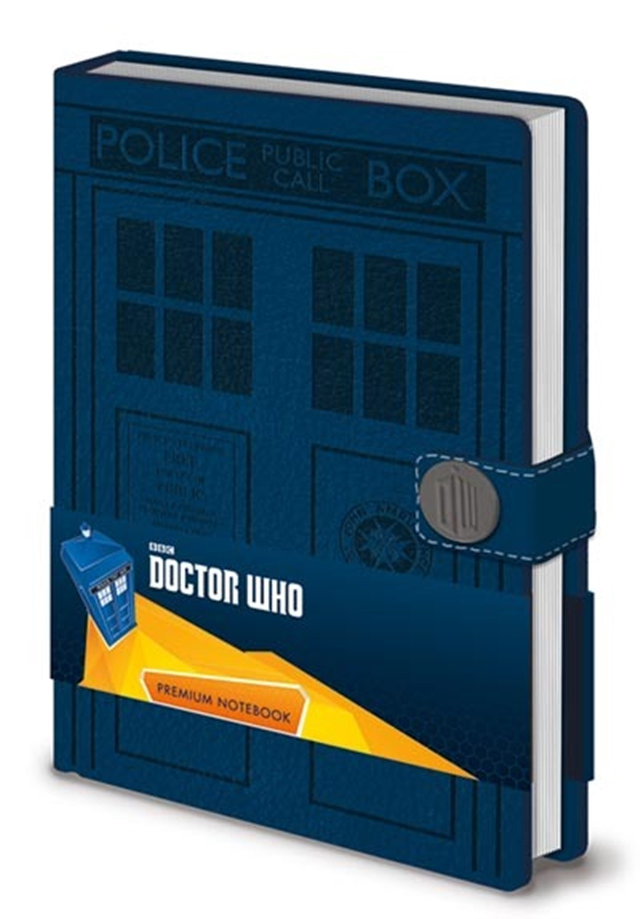 Doctor Who Tardis A5 Notebook - 1