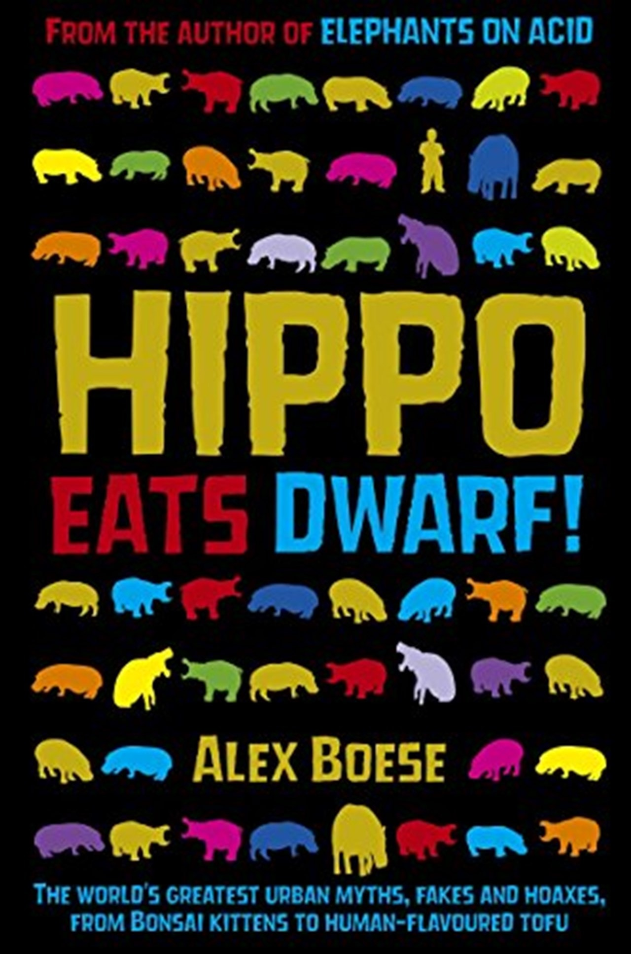 Hippo Eats Dwarf - 1
