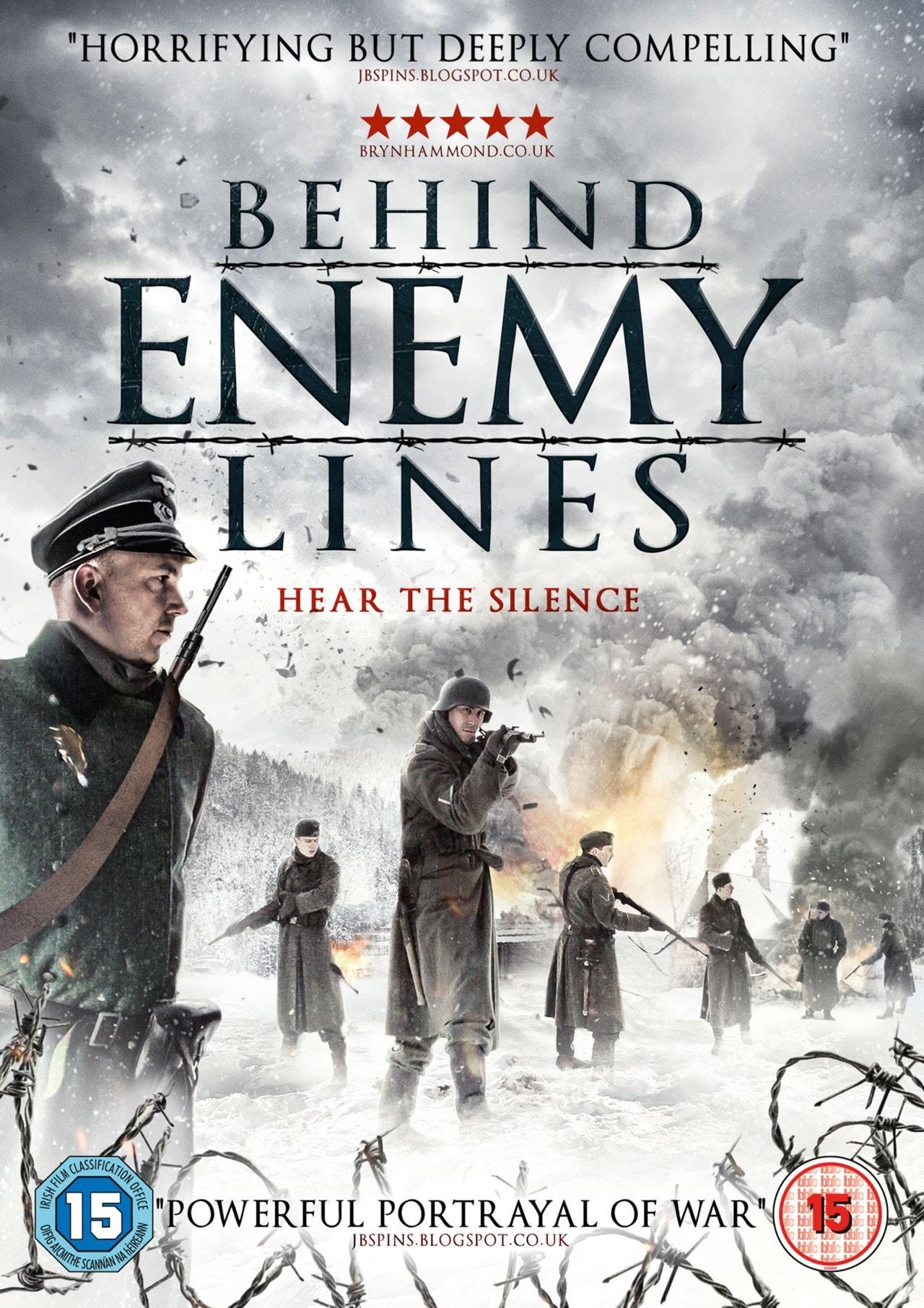 Behind Enemy Lines - 1