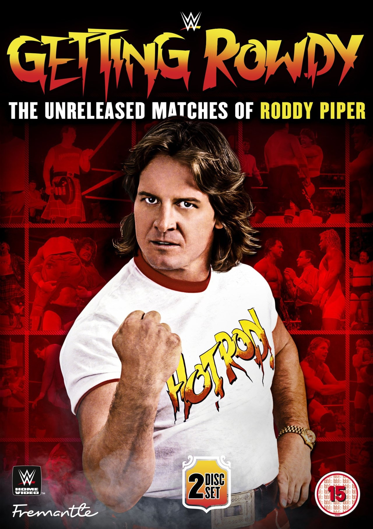 WWE: Getting Rowdy - The Unreleased Matches of Roddy Piper - 1