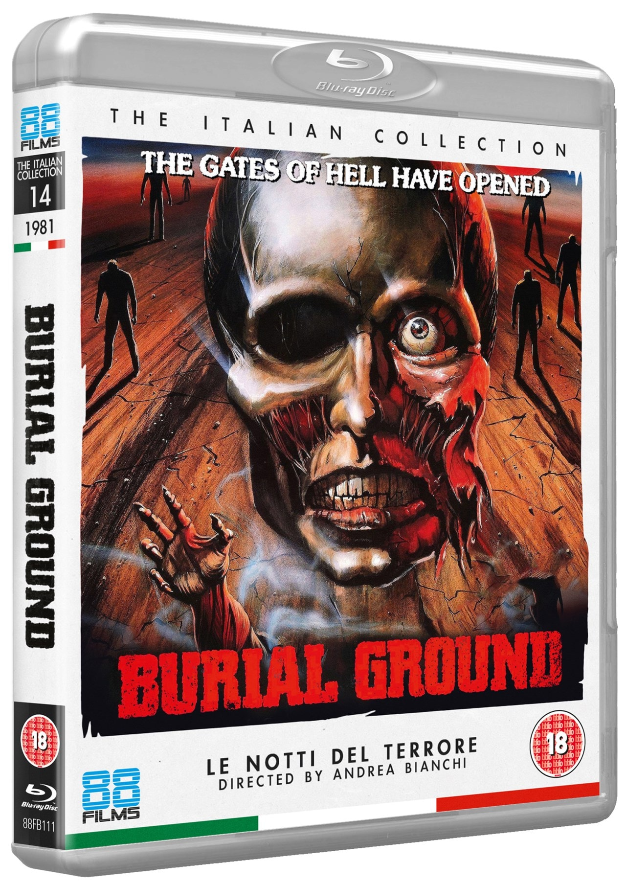 Burial Ground - 2