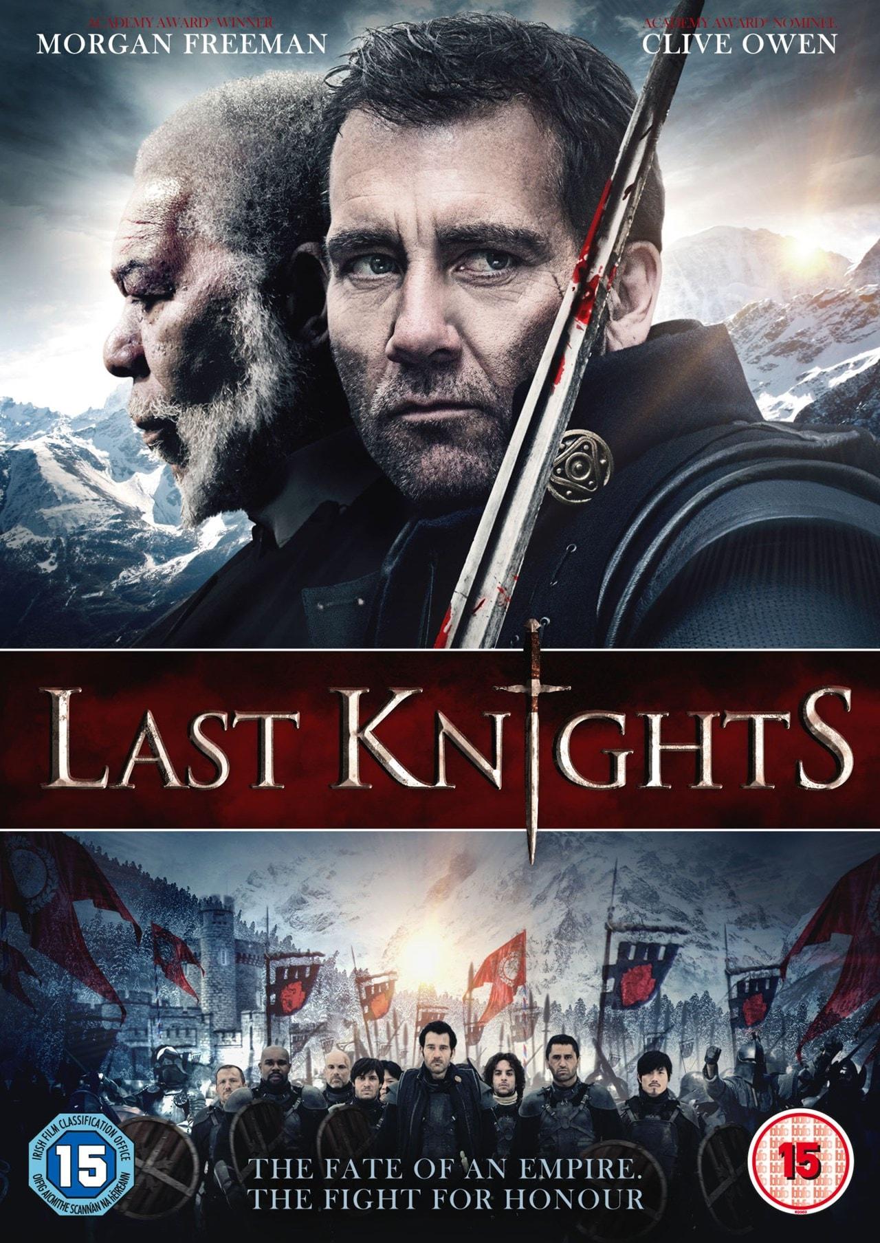 The Last Knights - 1