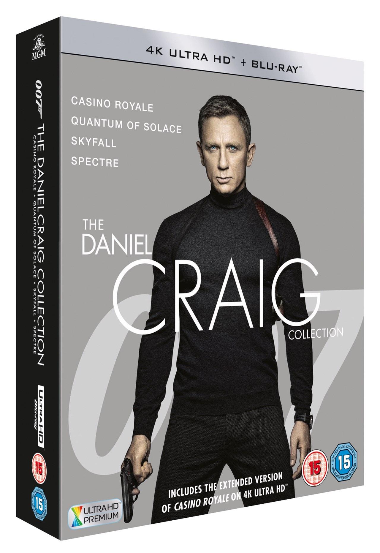 James Bond: The Daniel Craig Collection - 2