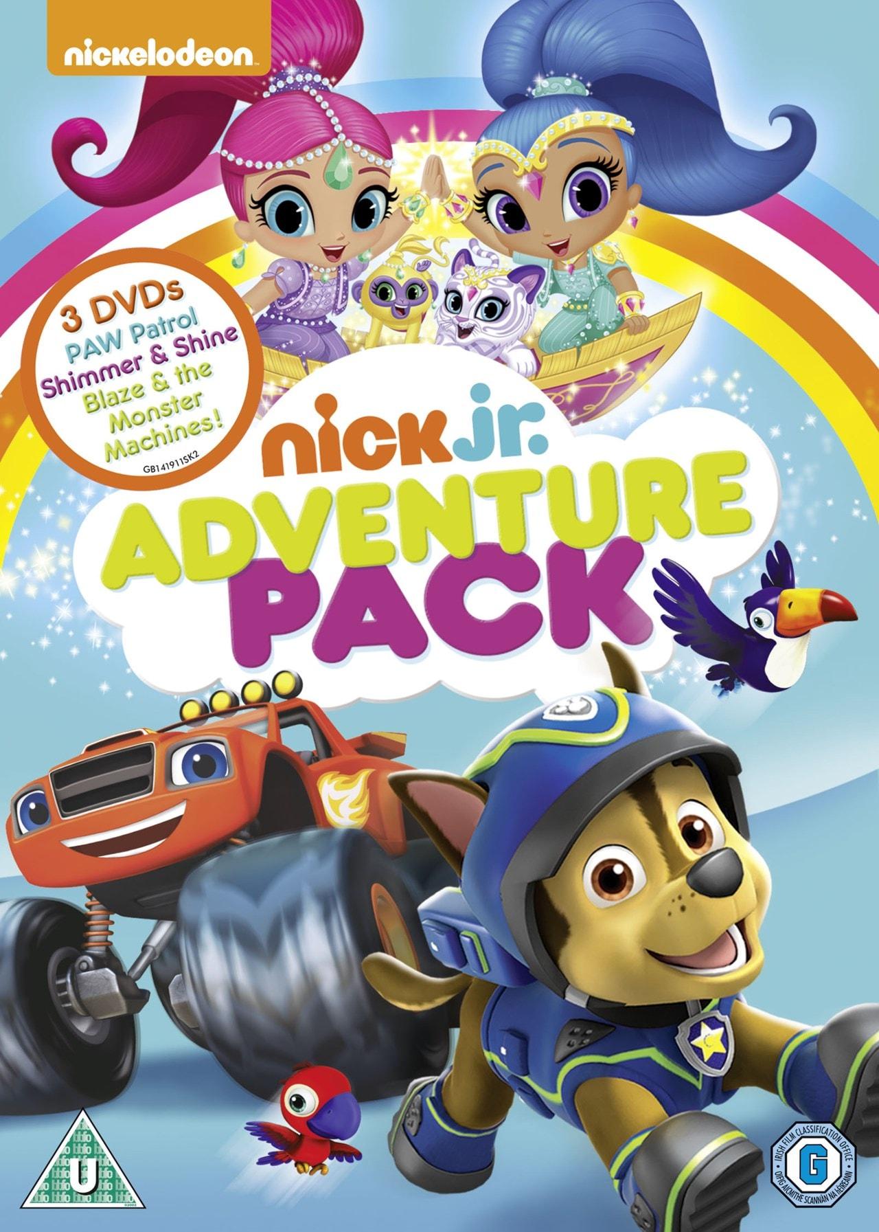 Nick Jr. Adventure Pack - 1
