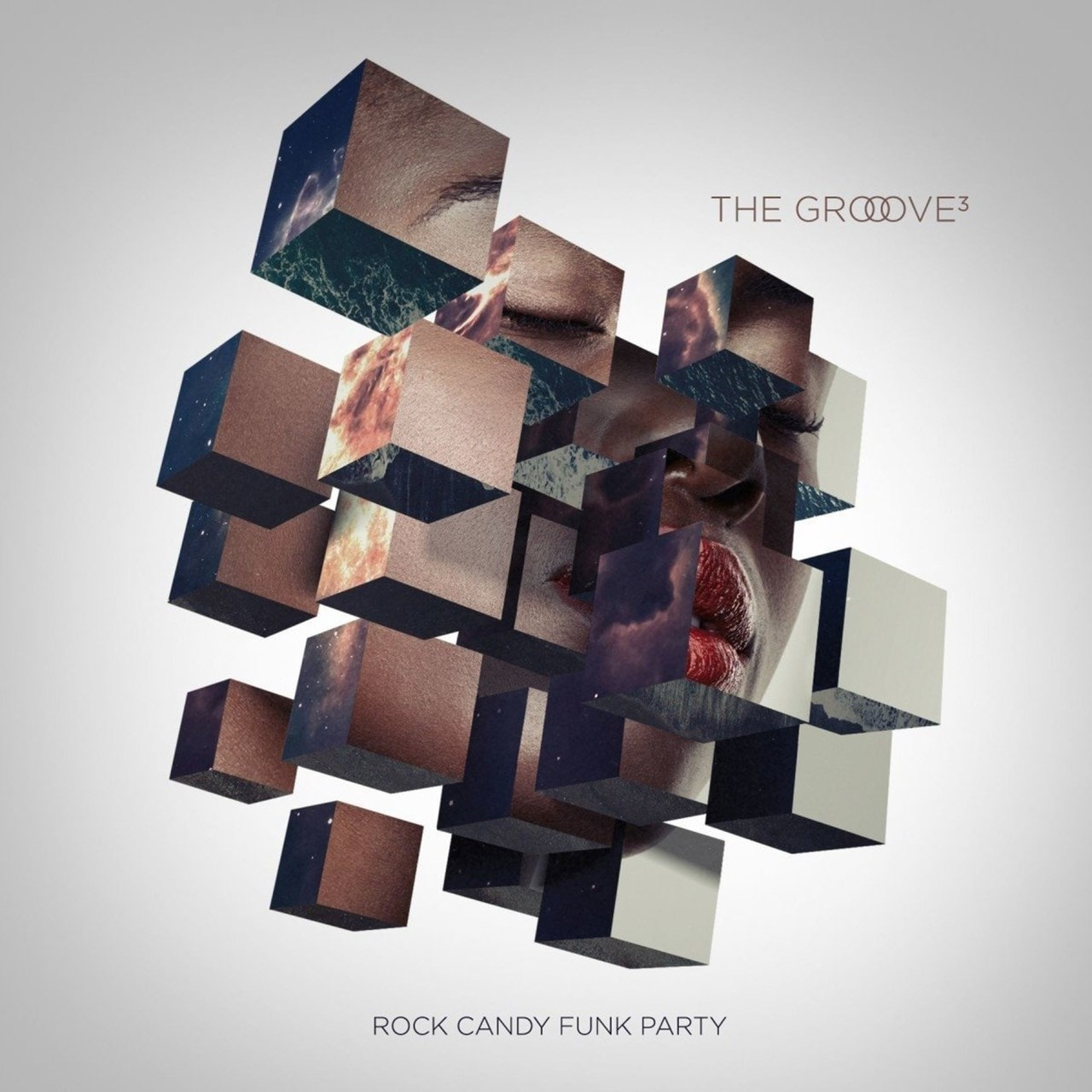 The Groove Cubed - 1