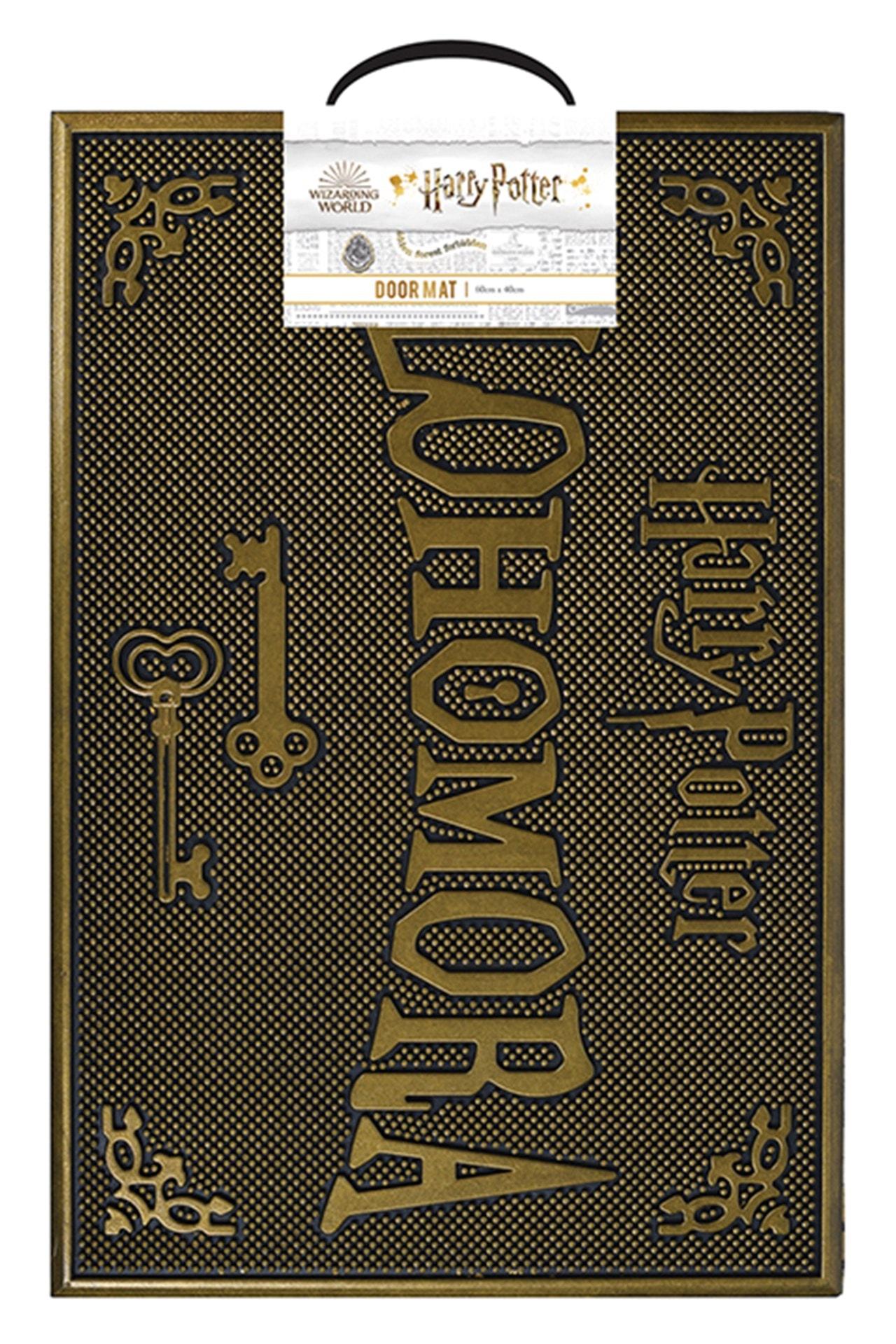Harry Potter: Alohomora Rubber Door Mat - 2