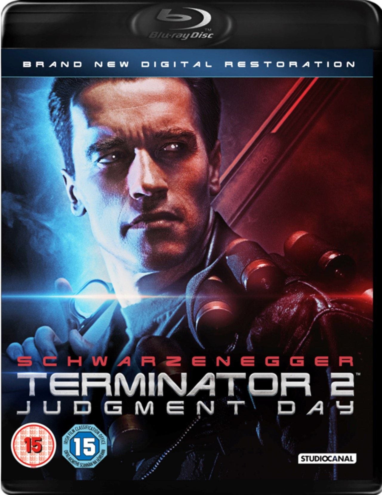 Terminator 2 - Judgment Day   Blu-ray   Free shipping over £20