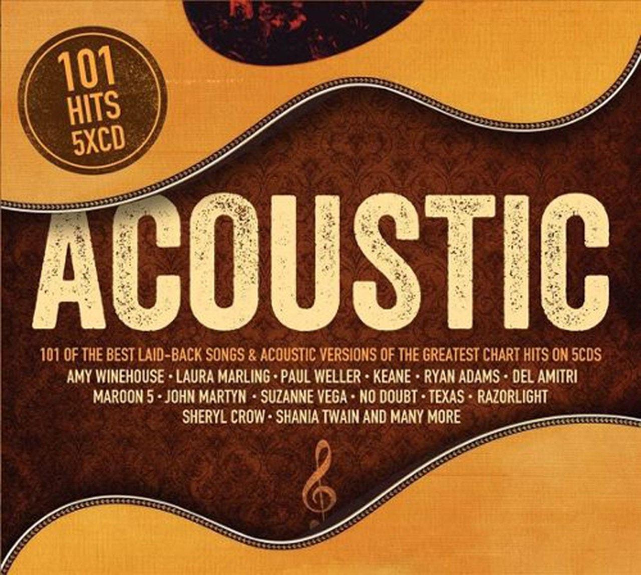 101 Acoustic - 1