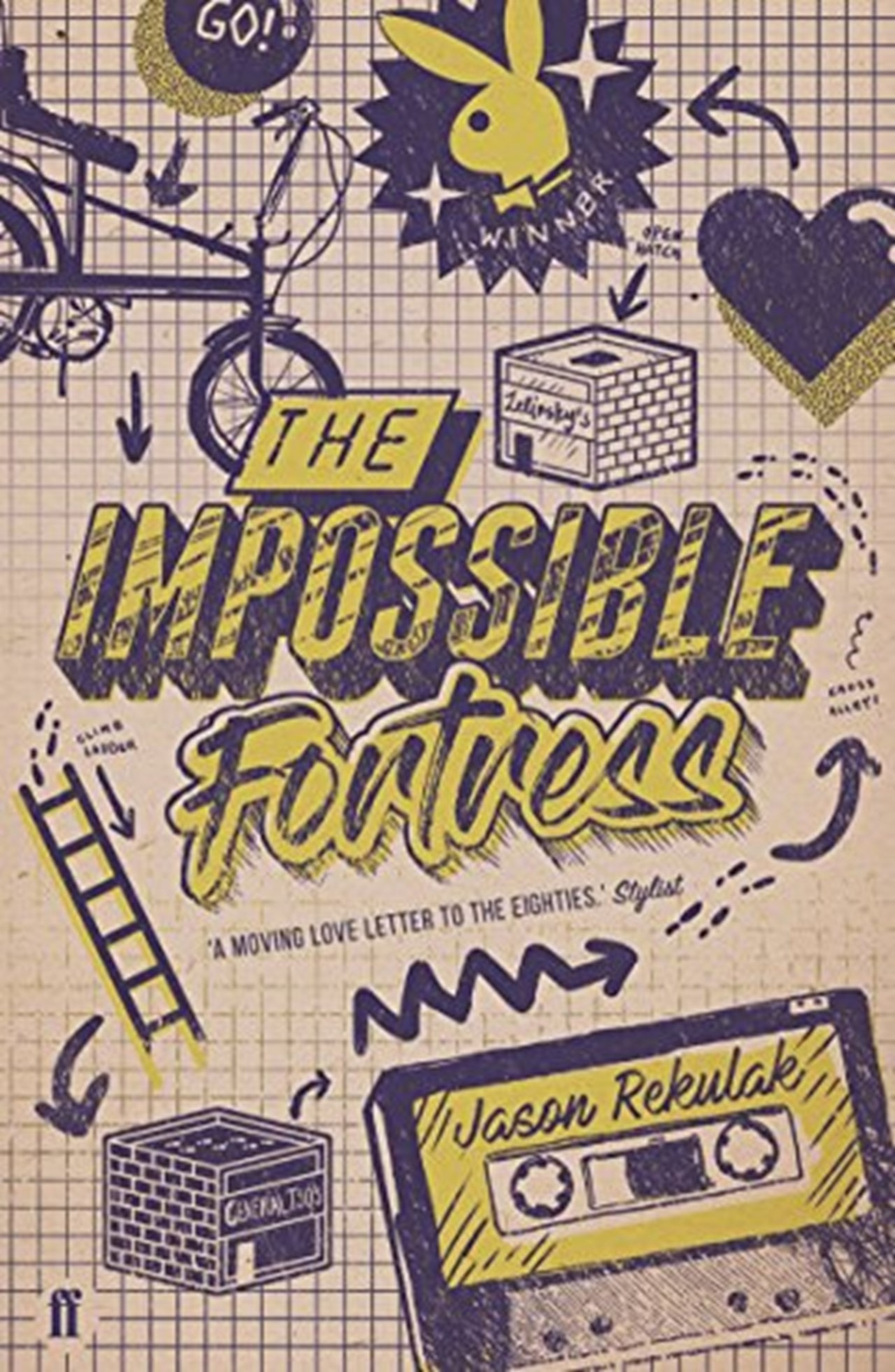 The Impossible Fortress - 1