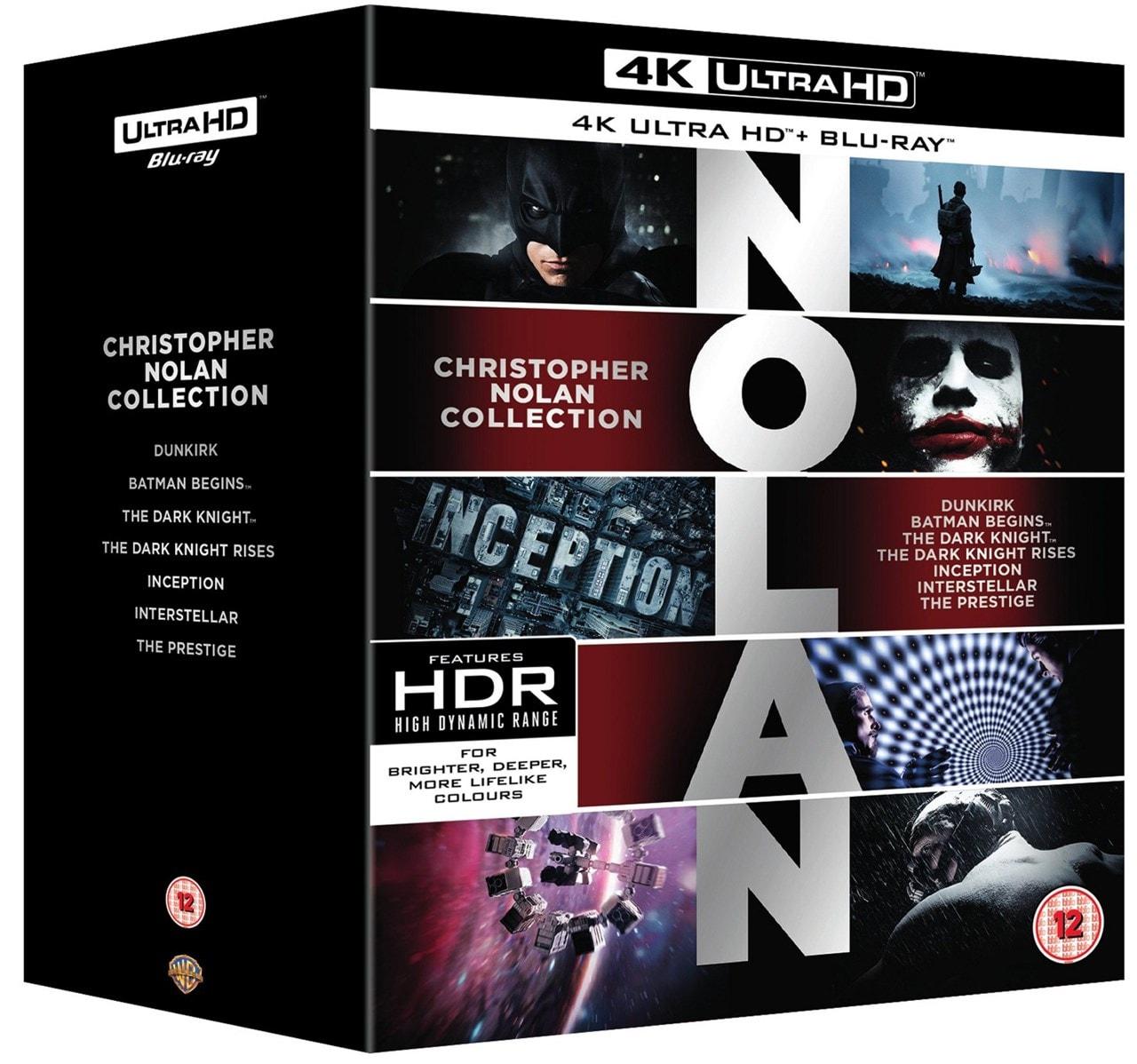Christopher Nolan Collection - 2