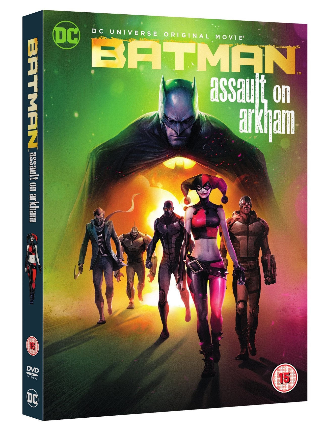 Batman: Assault On Arkham - 2