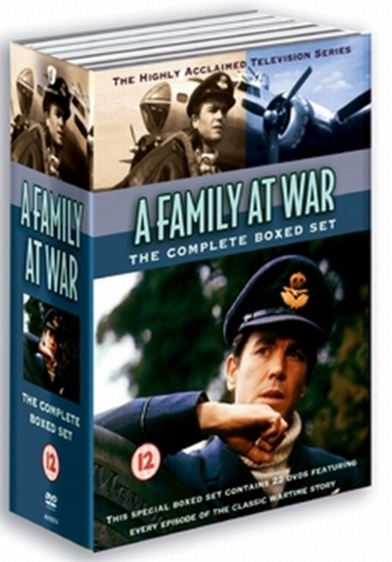 A Family at War: Complete Series 1-3 - 1
