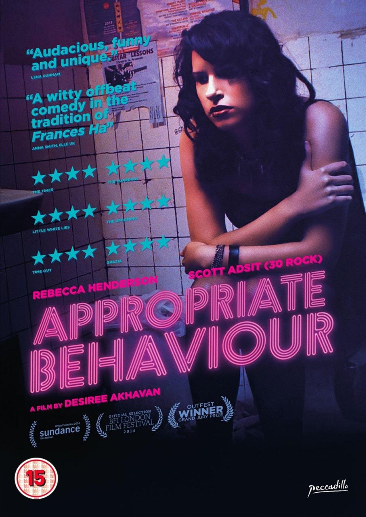 Appropriate Behavior - 1