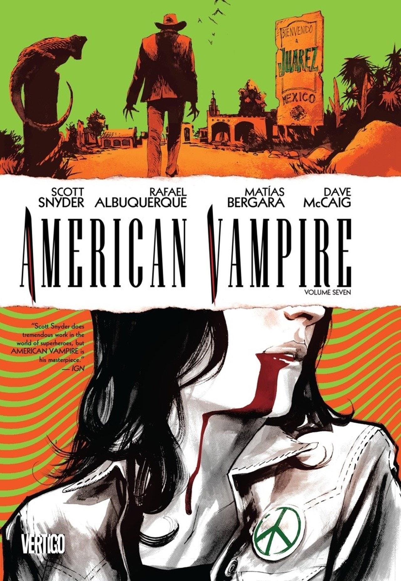 American Vampire Vol. 7 - 1