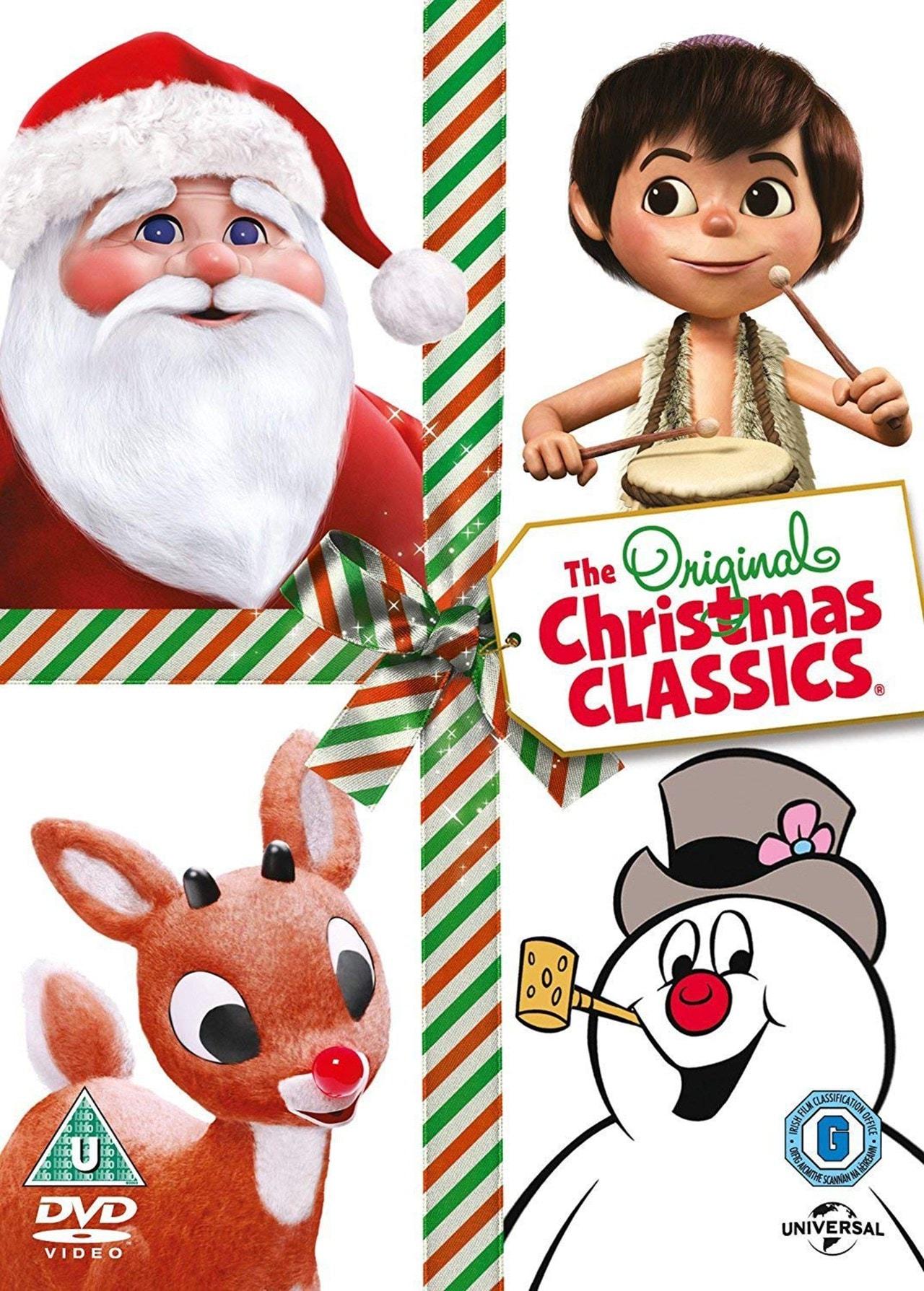 The Original Christmas Classics - 1