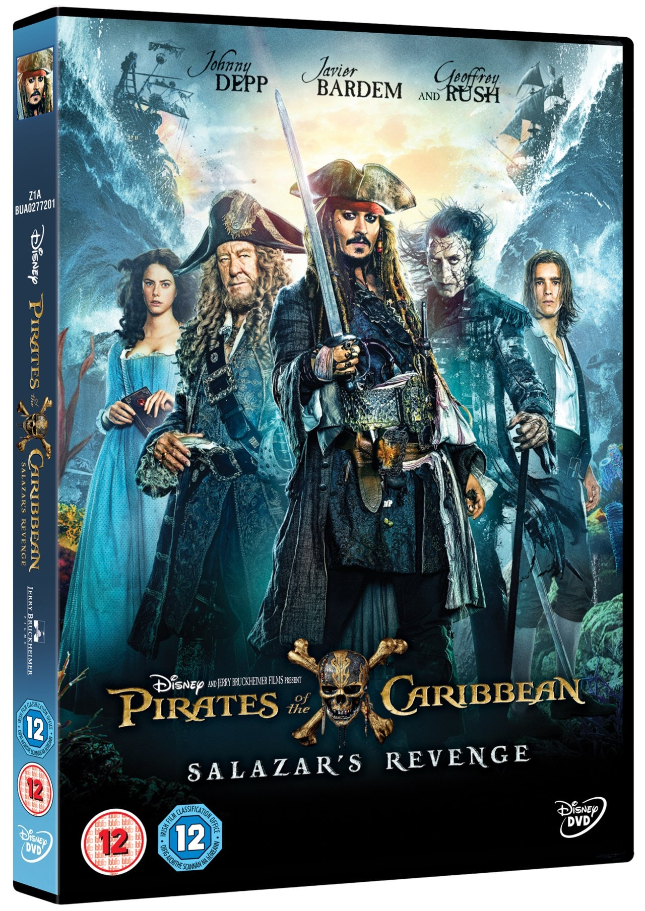 Pirates of the Caribbean: Salazar's Revenge - 4
