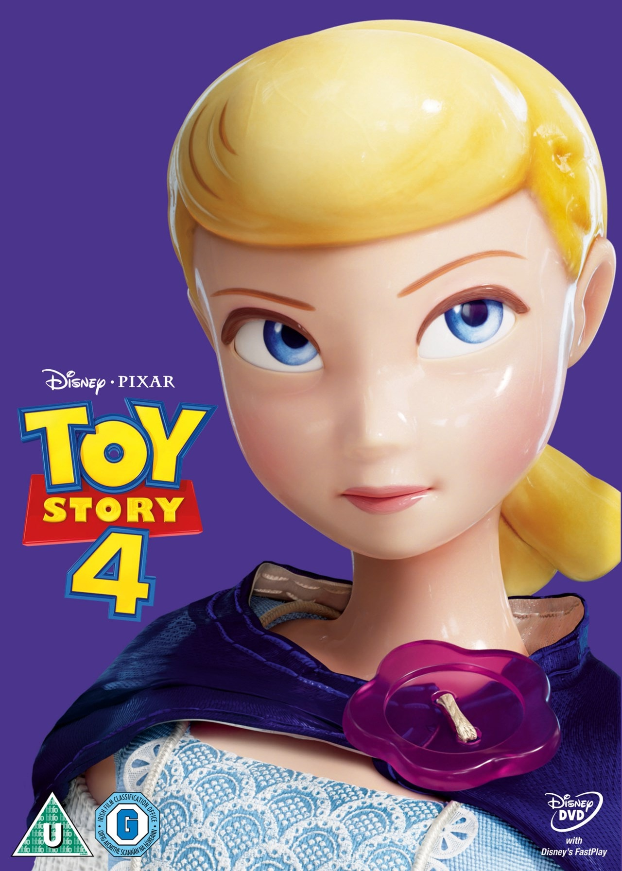 Toy Story 4 - 1