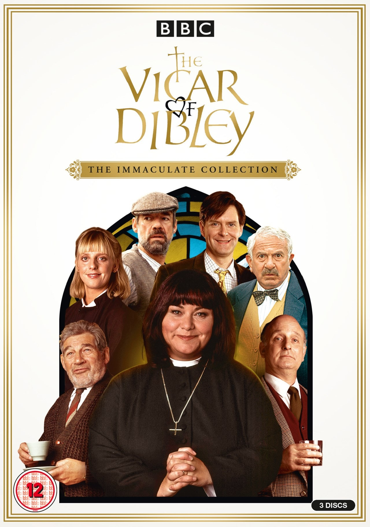 The Vicar of Dibley: The Immaculate Collection - 1