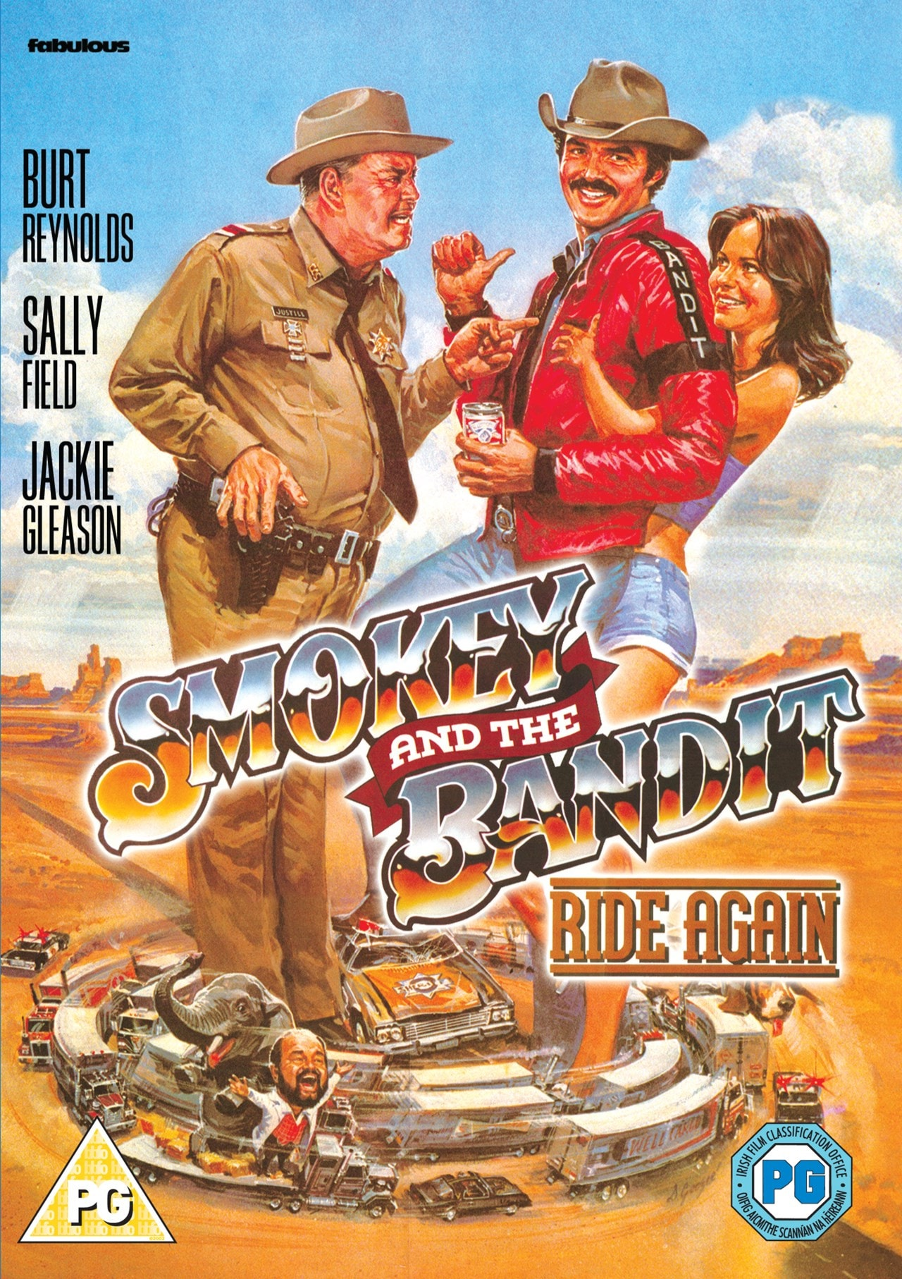 Smokey and the Bandit Ride Again - 1