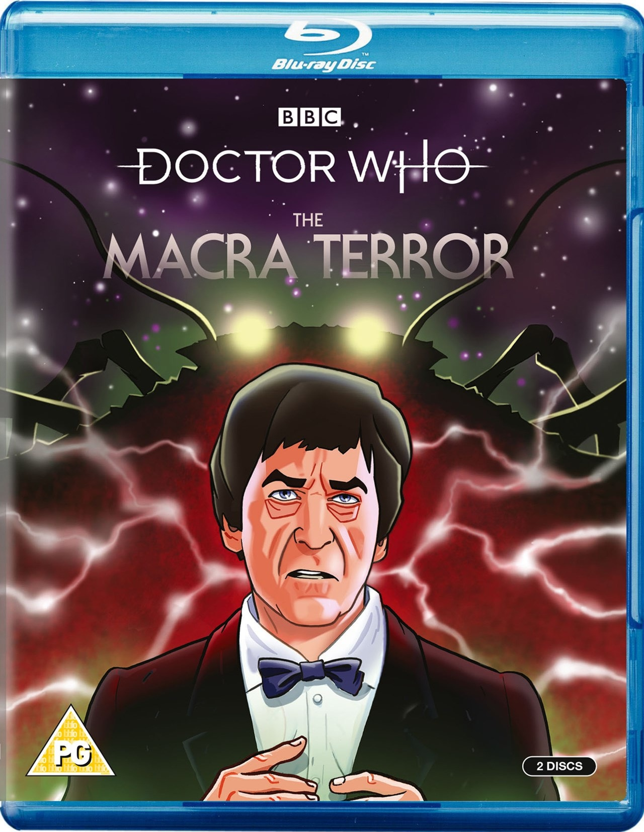 Doctor Who: The Macra Terror - 1