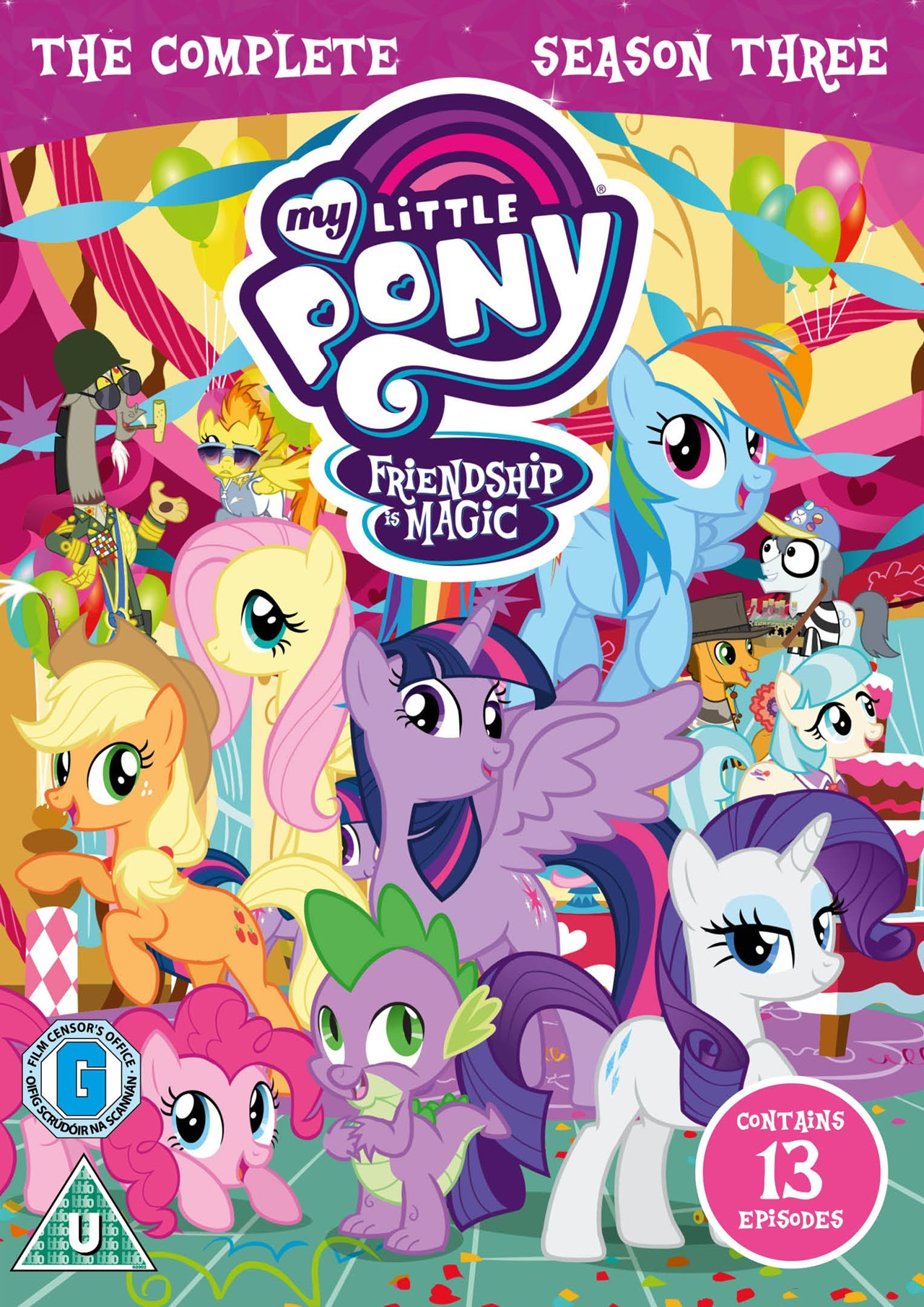 My Little Pony - Friendship Is Magic: The Complete Season ...
