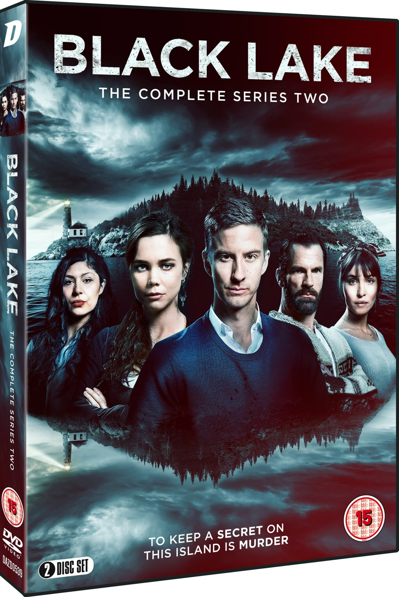Black Lake: The Complete Series Two - 2