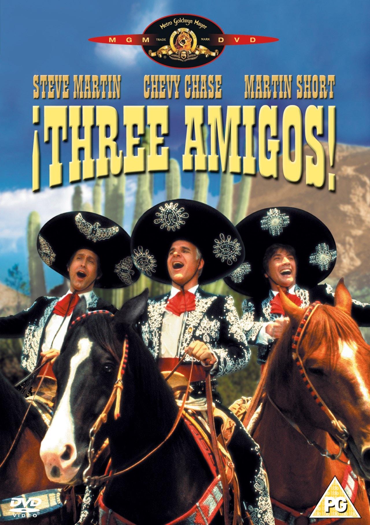 Three Amigos! - 1