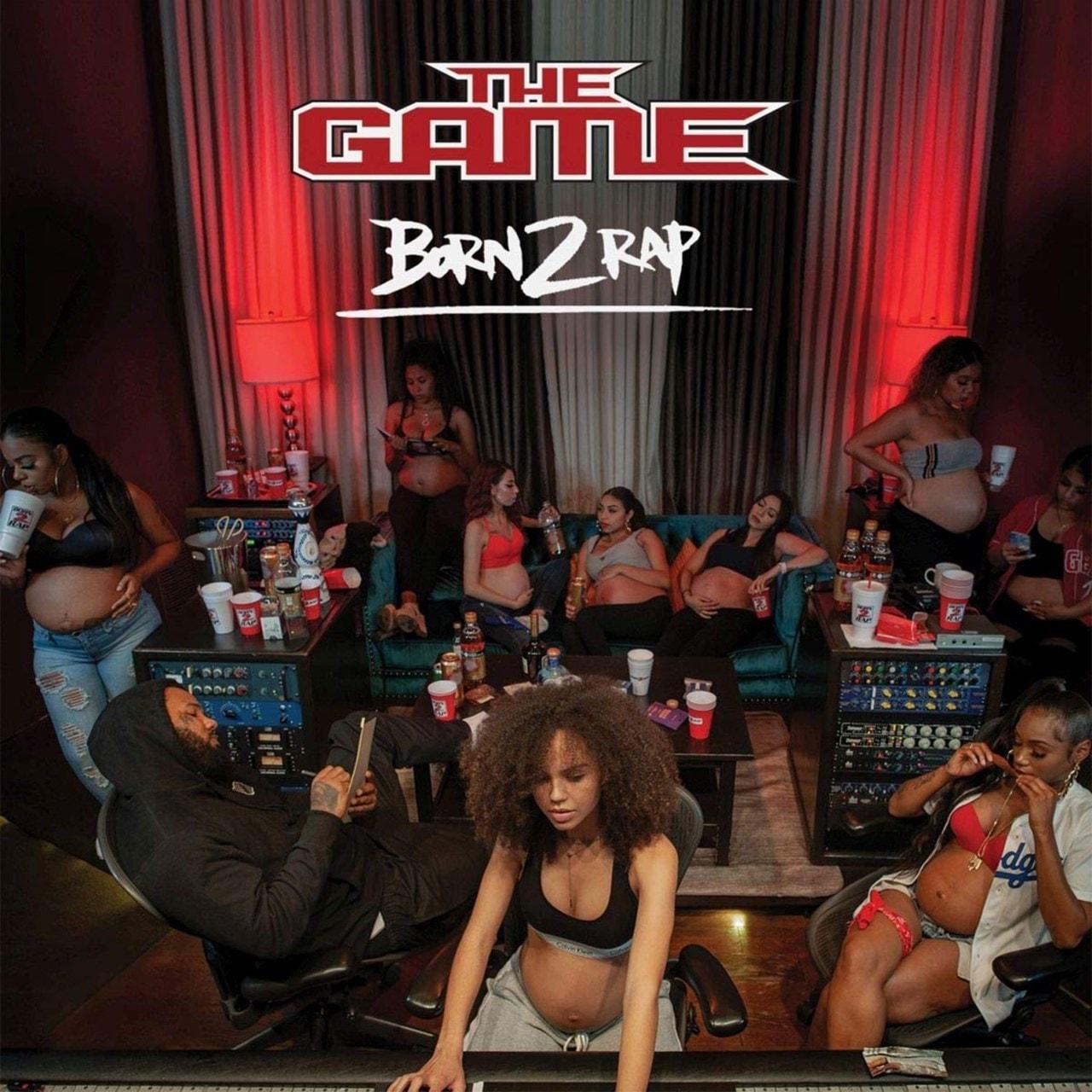 Born 2 Rap - 1