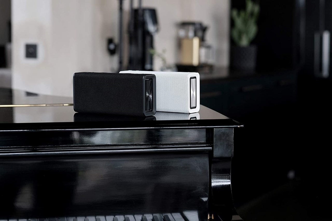 Urbanista Brisbane Midnight Black Bluetooth Speaker - 5