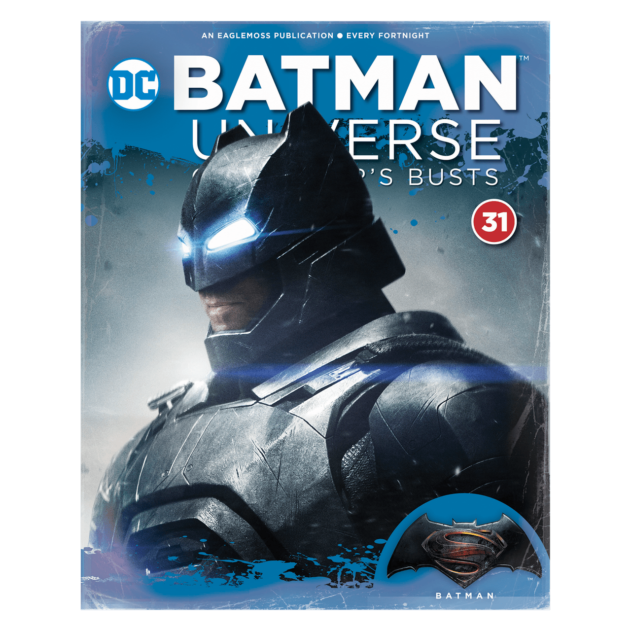 Batman Bust: Batman vs Superman: DC Hero Collector - 3