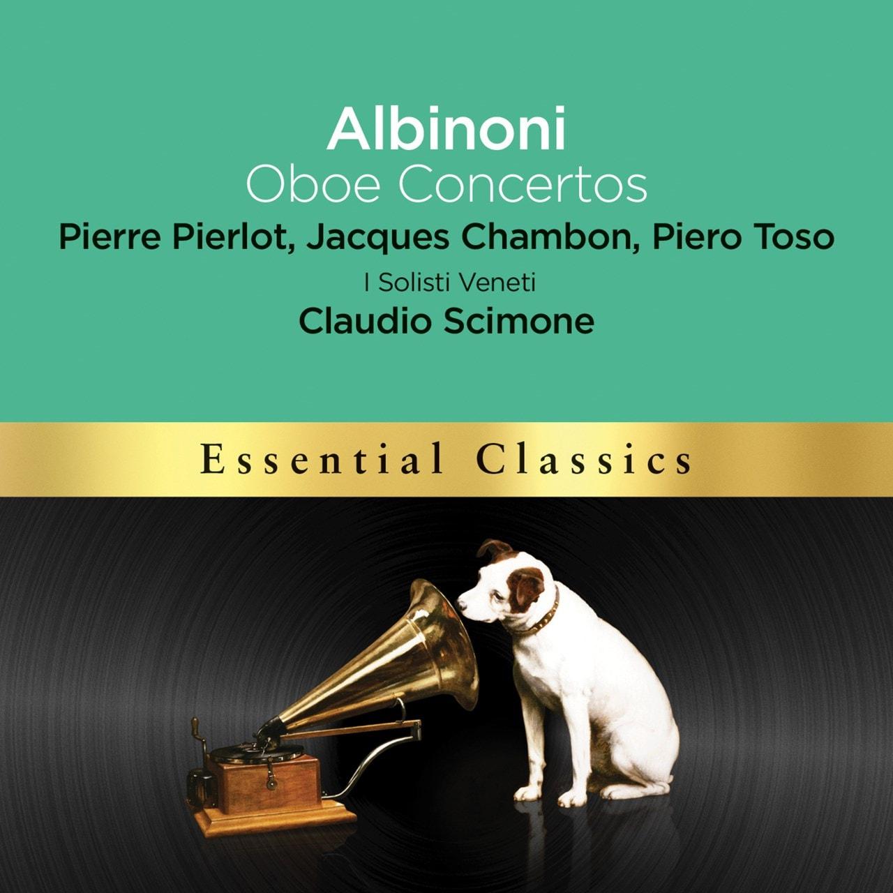 Albinoni: Oboe Concertos - 1