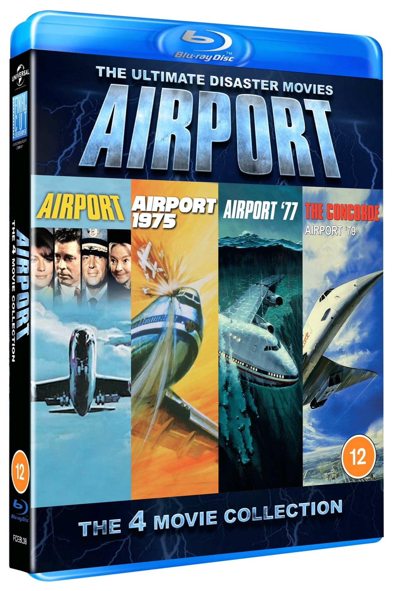 Airport: The Complete Collection - 1
