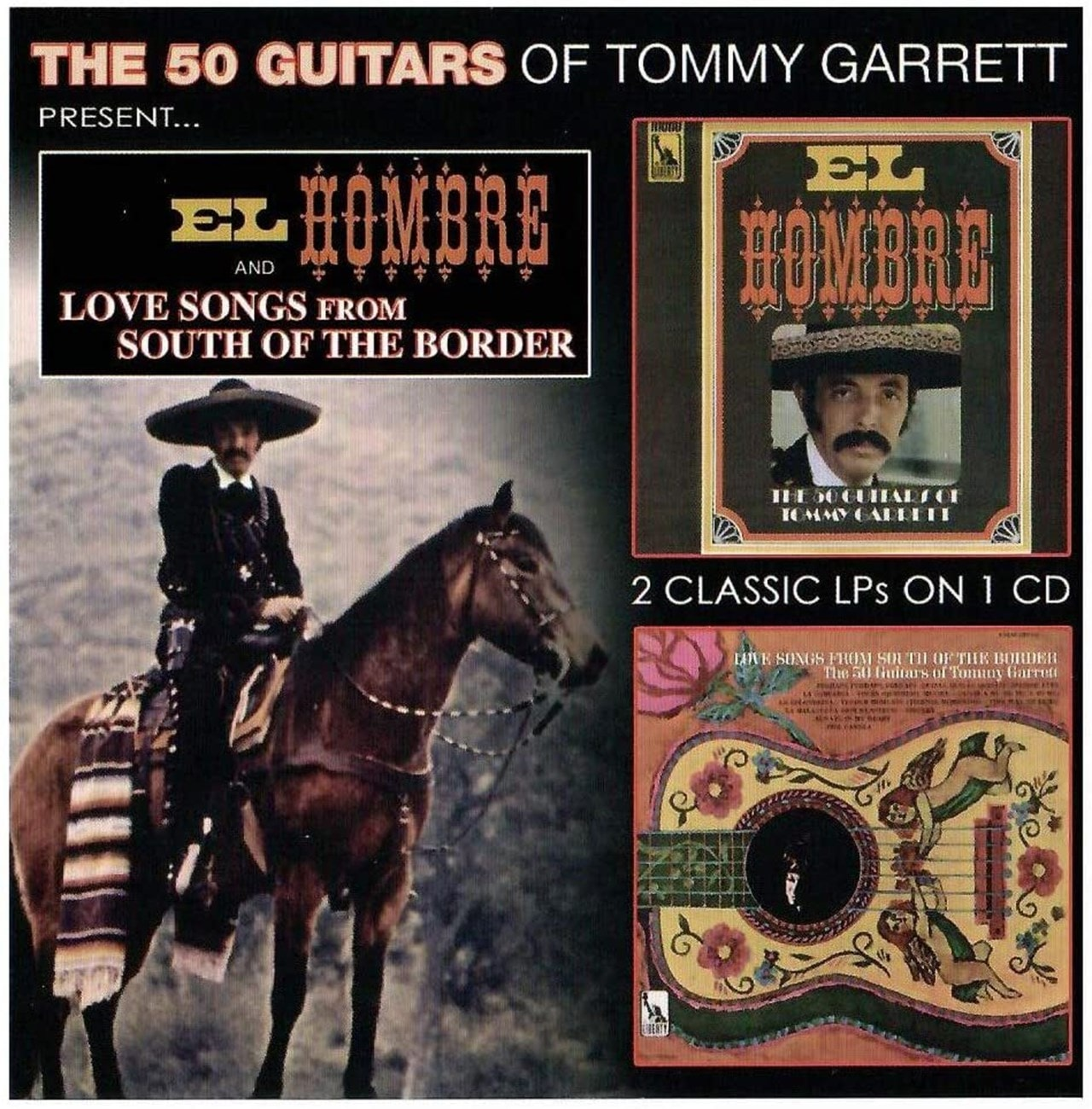 El Hombre/Love Songs from South of the Border - 1