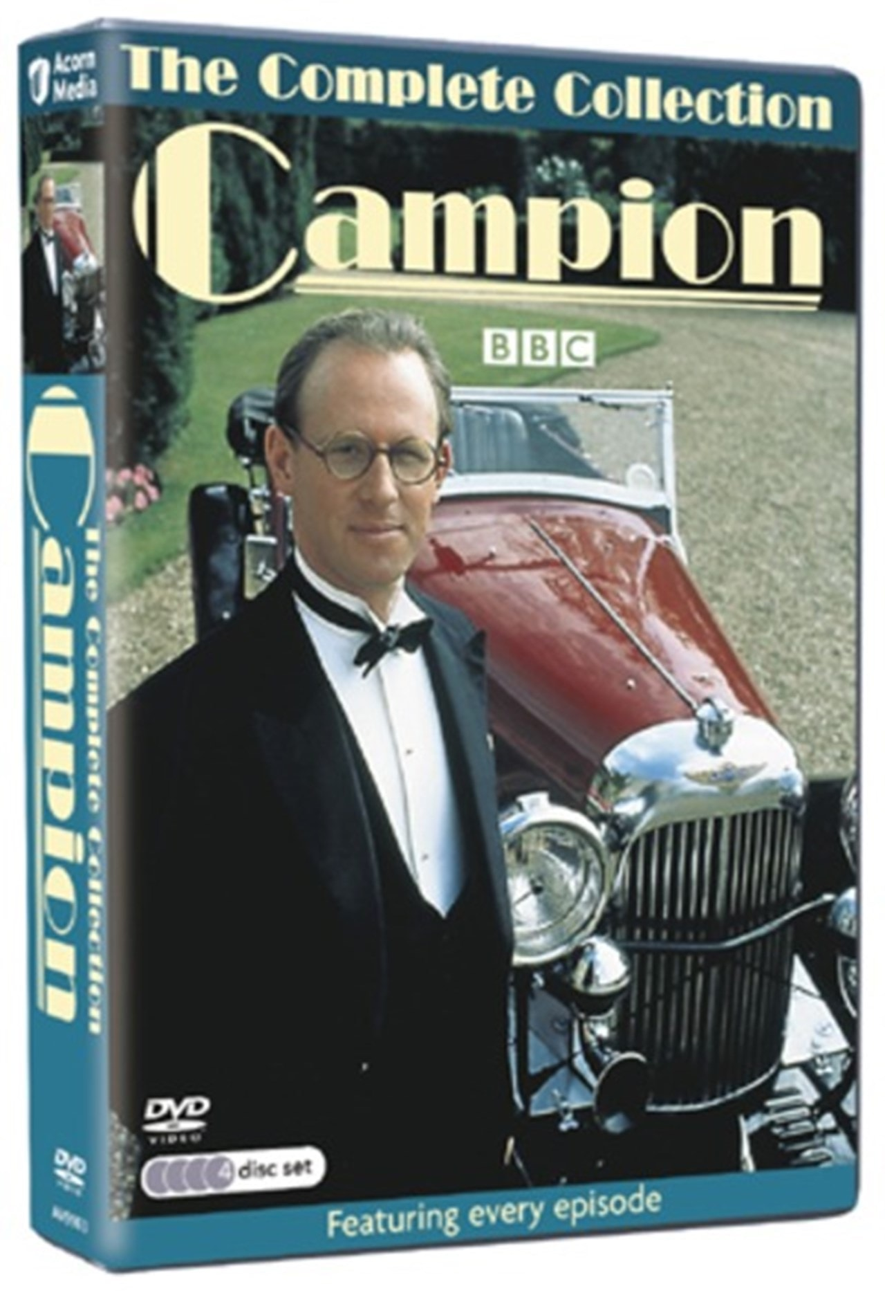 Campion: The Complete Collection - 1