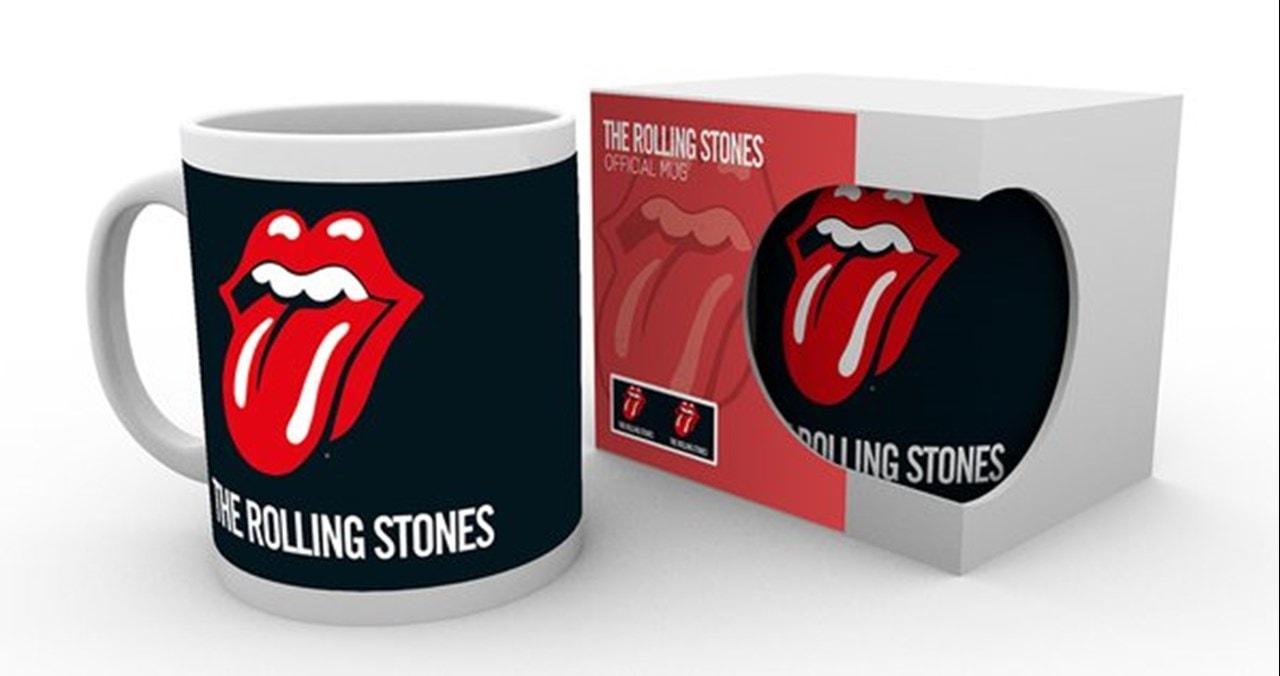 Rolling Stones Logo Mug - 1