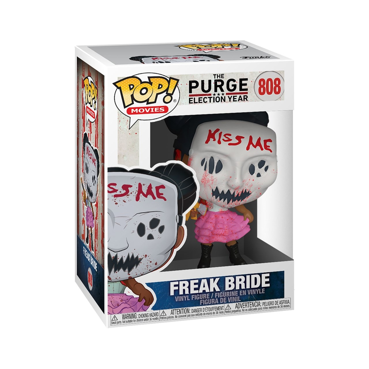 Freak Bride (808) The Purge: Election Year Pop Vinyl - 2