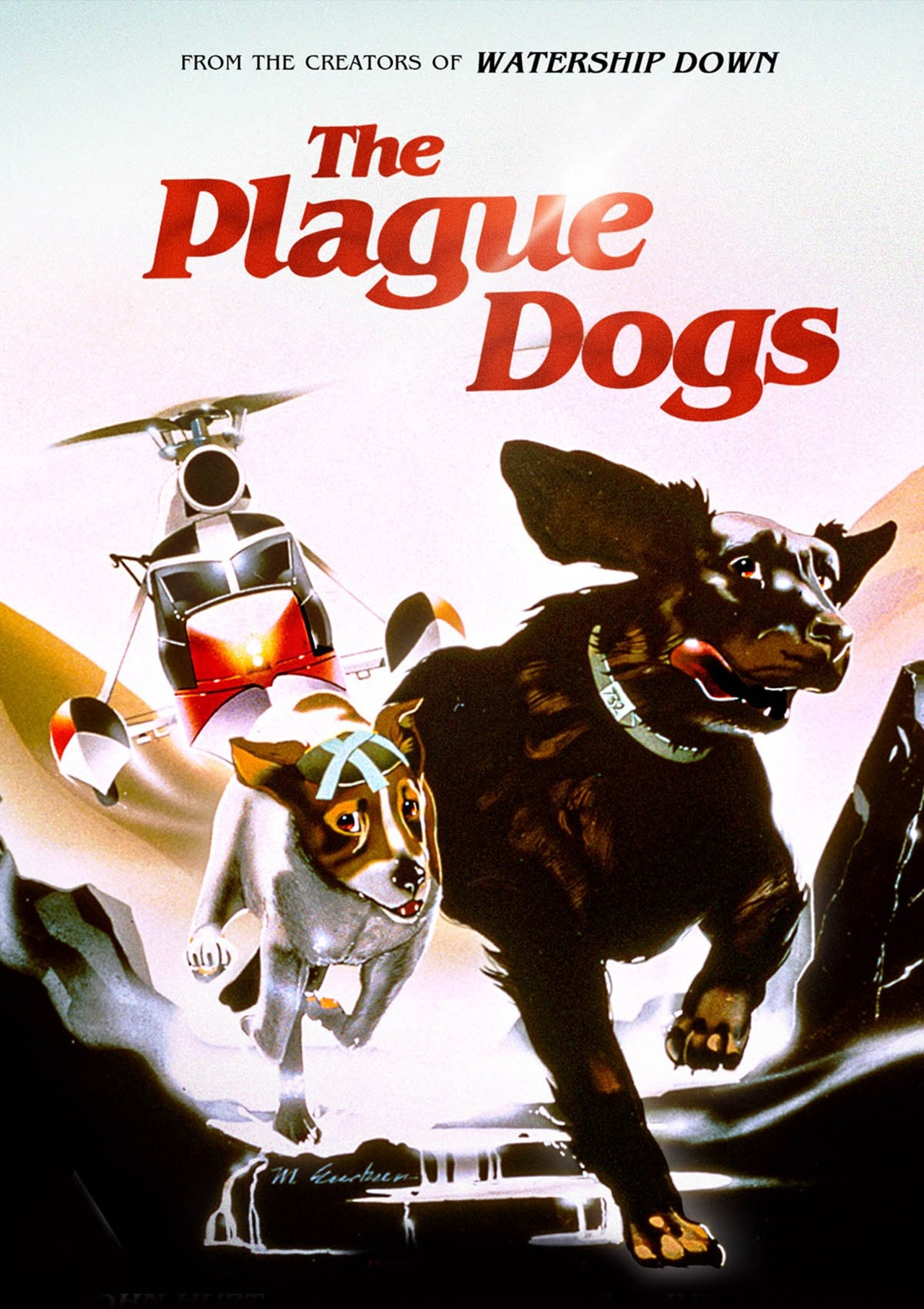 The Plague Dogs - 1