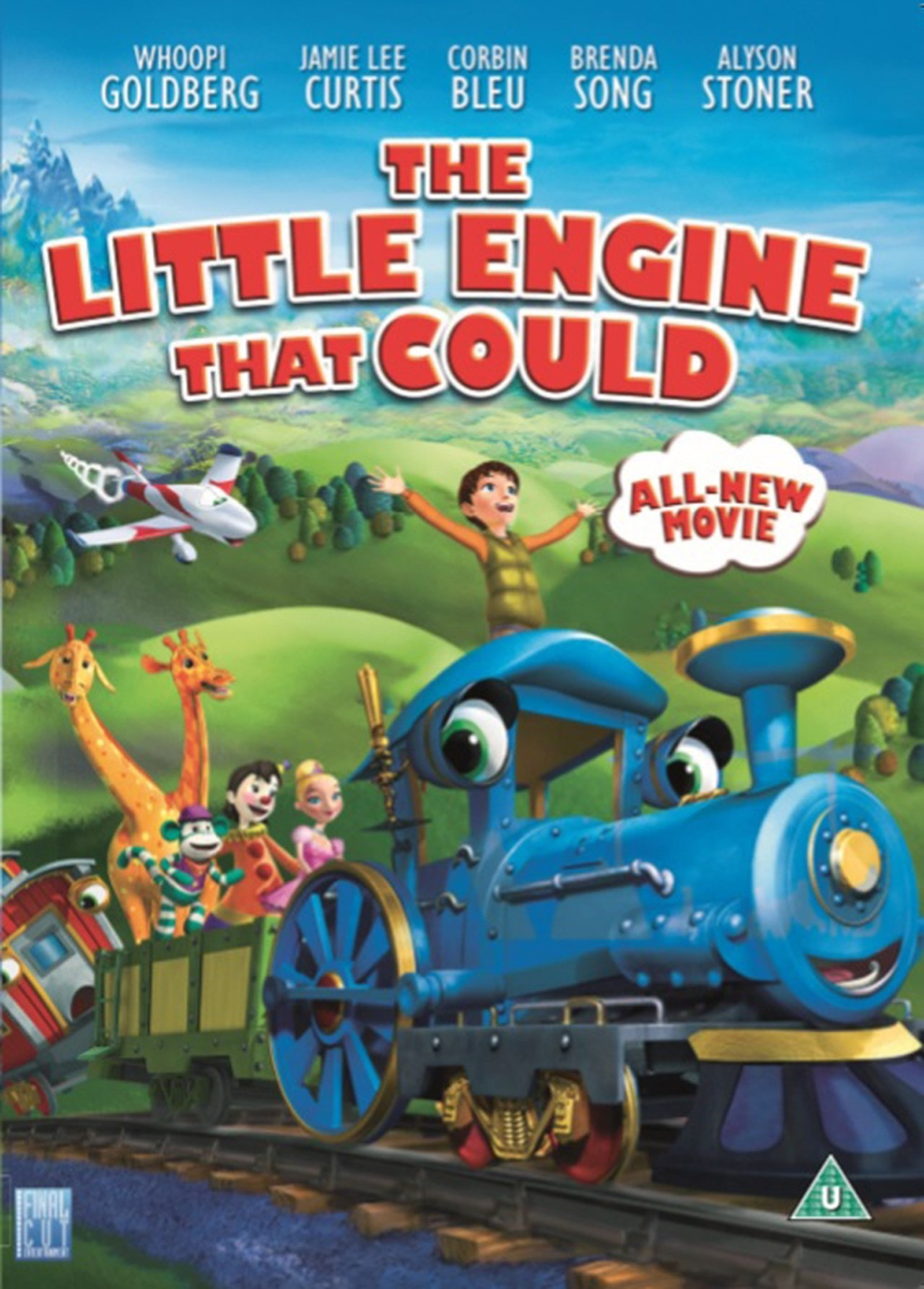 The Little Engine That Could - 1