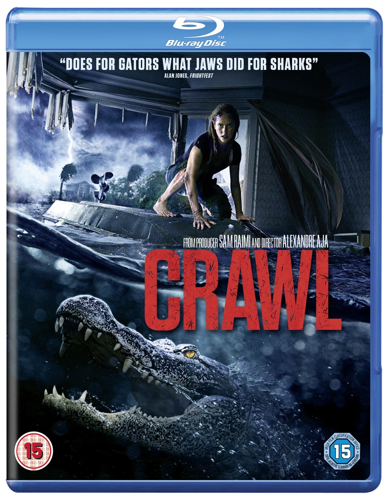 Crawl - 1