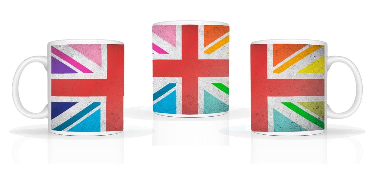 LGBT Pride: Union Jack Pride Mug - 1
