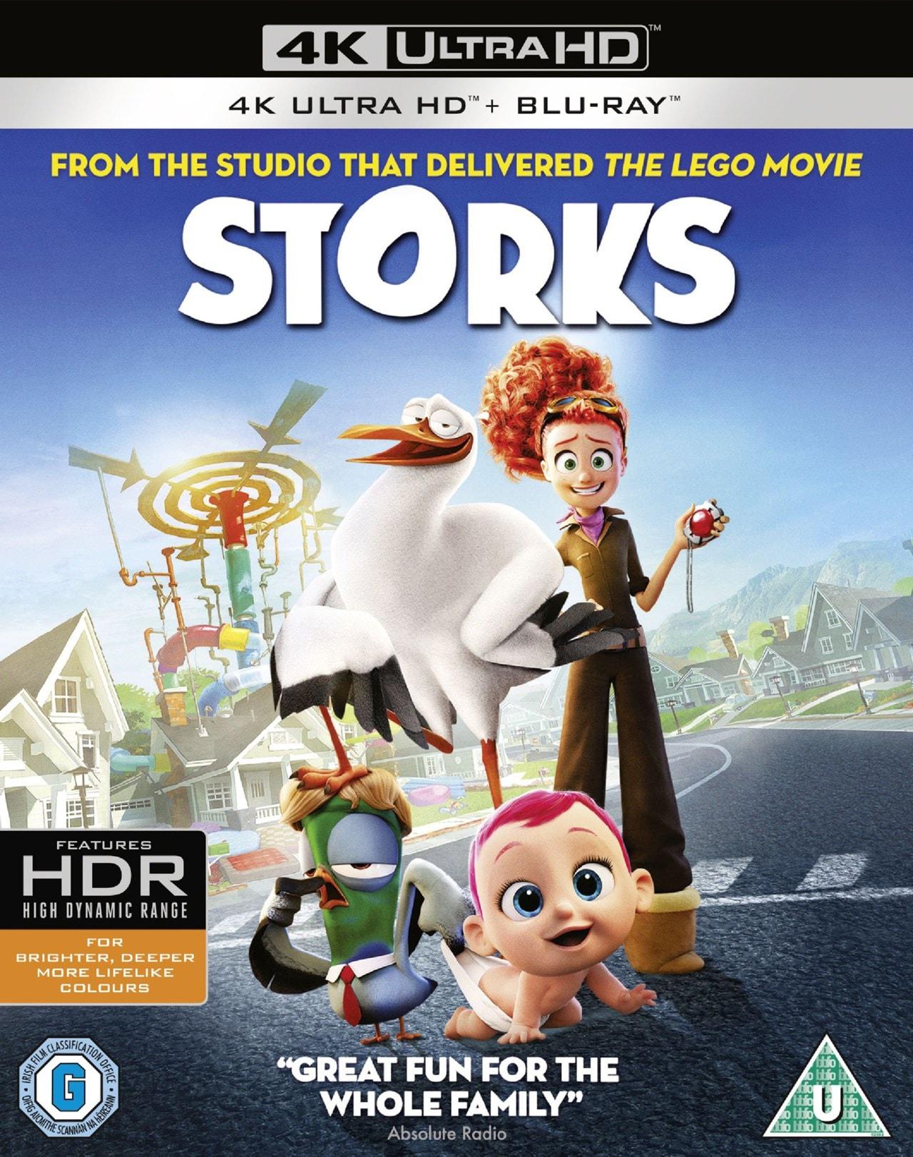 Storks - 1