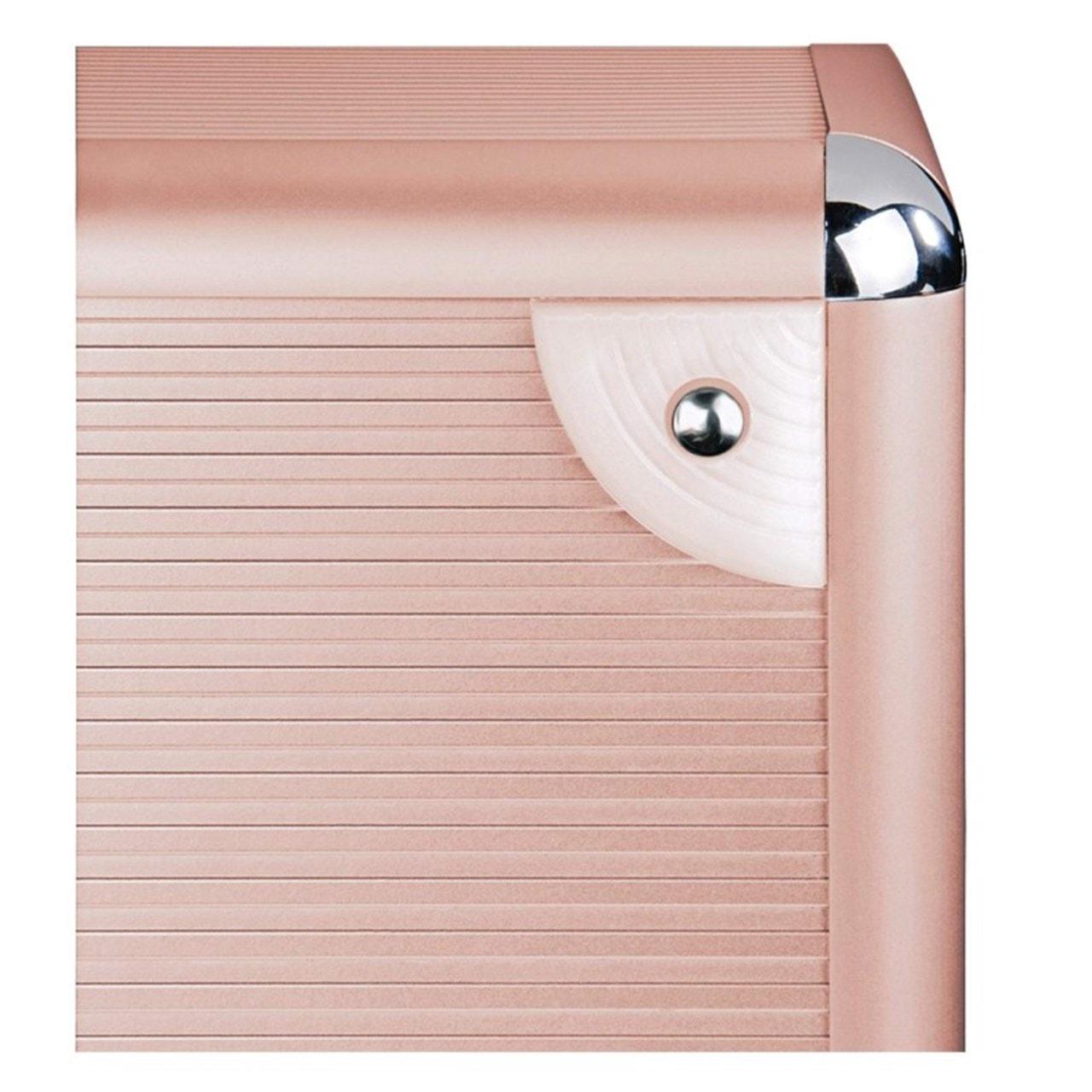 Hama Rose Gold Case for LP Storage - 4
