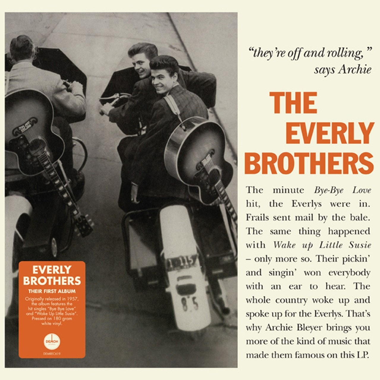 The Everly Brothers - 1