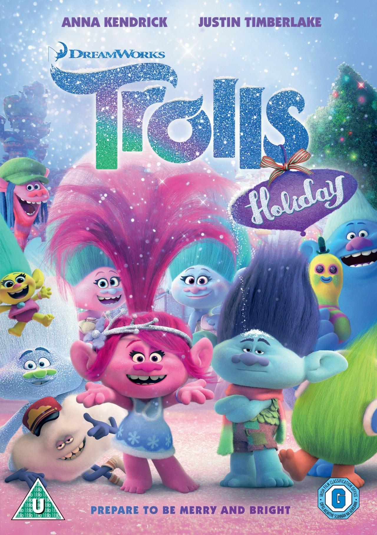 Trolls: Holiday - 1